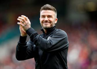 'The Sun' idea el Inter de Beckham con Cristiano y Messi