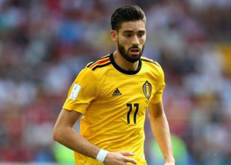 A Yannick Carrasco se le complica el regreso de China