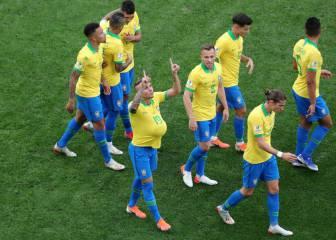 Tite's Brazil desperate to avoid Paraguay penalty pain