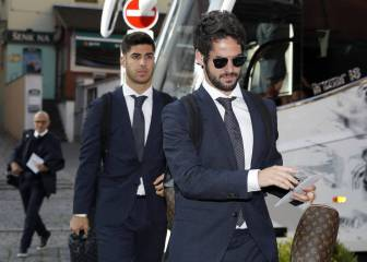 Zidoku: Madrid boss puzzling over Isco and Asensio