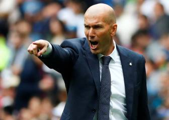 Zidane drops the axe on 'Generation of 2017'