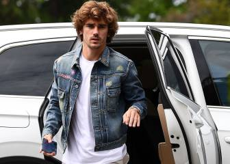 Griezmann within touching distance of Barcelona move