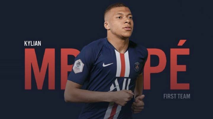 info for f049d 8aae8 PSG | Mbappé sends message indicating he will stay at PSG ...