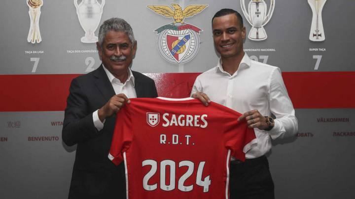 Hivatalos: Raúl de Tomás, Benfica