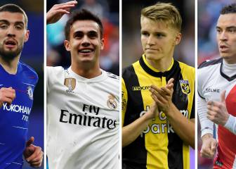 Real Madrid player exits now coming thick and fast