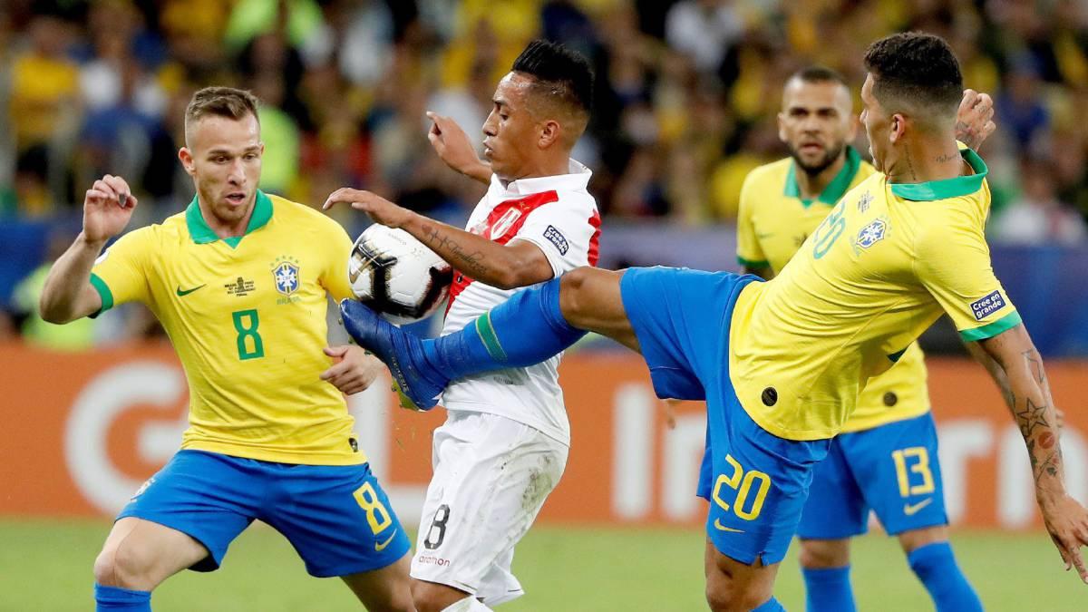 Brasil evita un Perucanazo