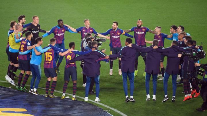 Calendario Futbol Liga Bbva 2020.Calendario Partidos Y Fechas Del Fc Barcelona En Laliga 19