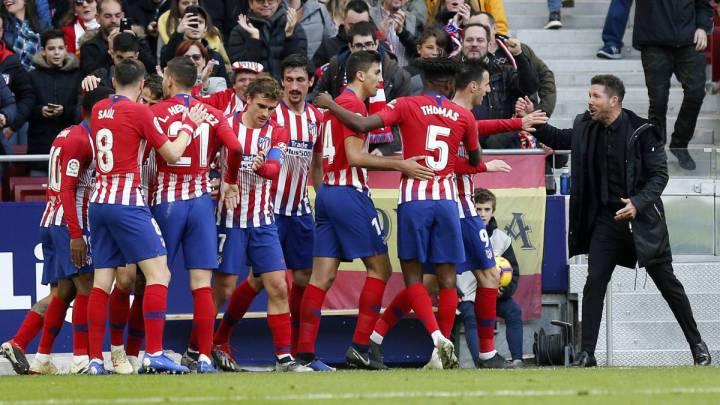 Calendario Atletico Madrid.Calendario Partidos Y Fechas Del Atletico Madrid En Laliga