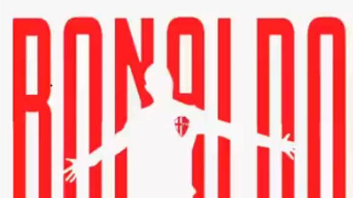 Â¡Un club de la tercera italiana presenta a su fichaje a lo CR7!