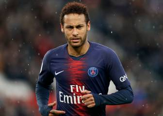 Real Madrid rule out Neymar