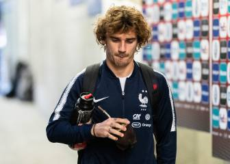 Griezmann to Barcelona: Friday shaping up as crunch day