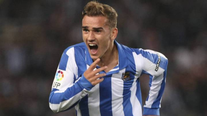 new concept bc6a4 2805b Real Sociedad licking their lips over Griezmann windfall ...