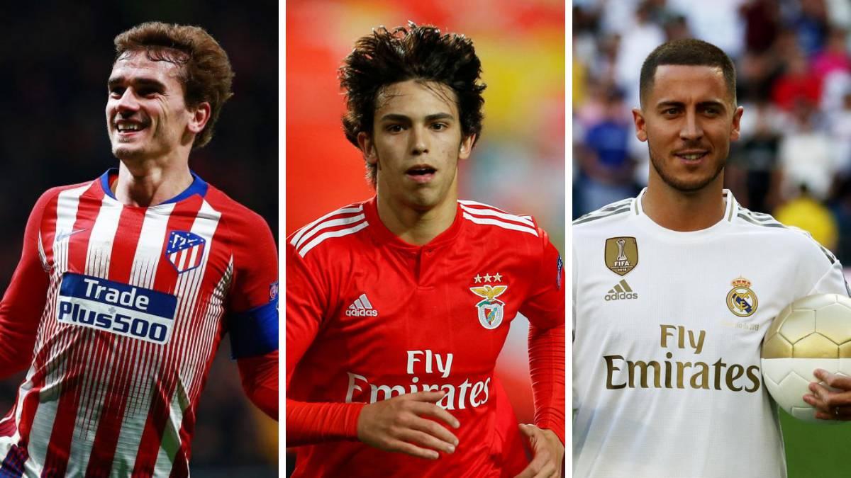 La Liga klublari transferlar uchun rekorda darajada 1 mlrd yevro sarflashdi