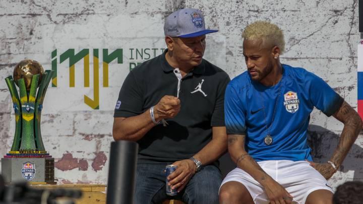 Este lunes habrá una reunión clave entre Neymar y Leonardo
