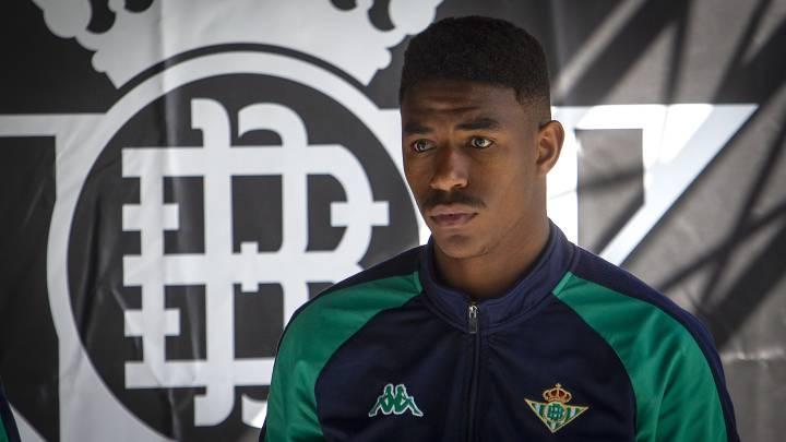 Junior, jugador del Betis
