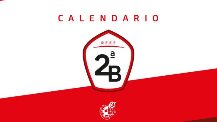 Consulta el calendario de todos los grupos de Segunda B 2019/20 - AS.com