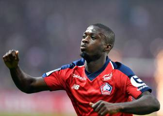 Nicolas Pépé emerges as Napoli target as James stalls
