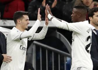 Vinicius, Brahim, Rodrygo, Lunin up for Golden Boy gong