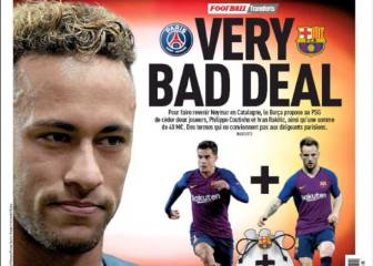 Neymar: is a 'very bad deal' better than 'no deal' for PSG?