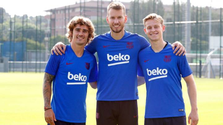 Image result for Barcelona signings 2019