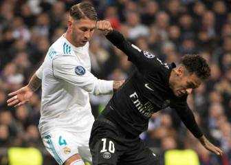 Neymar's high praise for Sergio Ramos