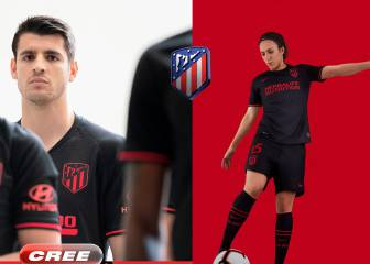 Back to black: Atlético launch new kit for 2019-20