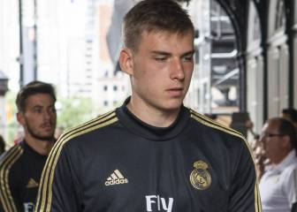 Real Valladolid offer Lunin a home next season