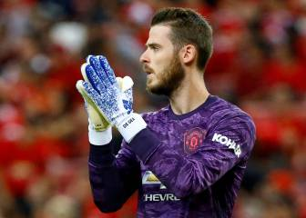 De Gea set to sign new 6-year contract with United