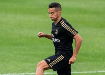 Lucas, Ceballos futures hang in the balance ahead of Arsenal game