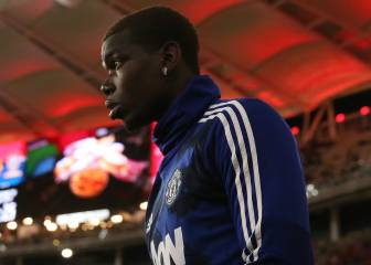 Pogba arrival at Real Madrid dependent on Bale exit