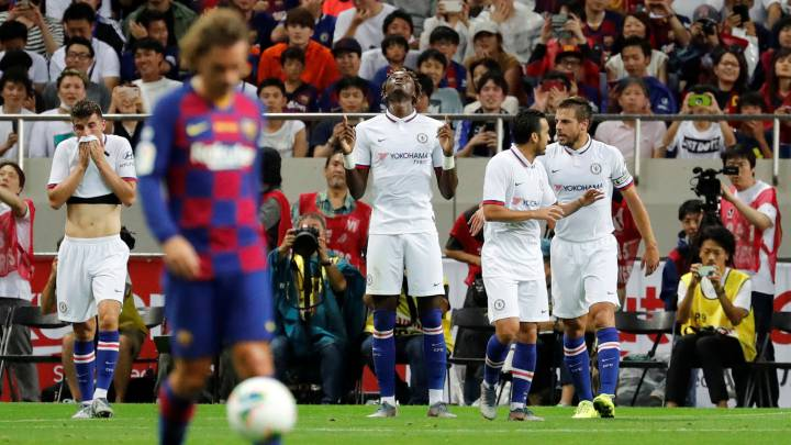 Barça - Chelsea, en vivo: partido amistoso de pretemporada