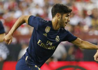 Injured Asensio to return to Spain on Thursday