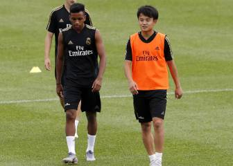 Asensio's injury opens the door for Rodrygo and Kubo