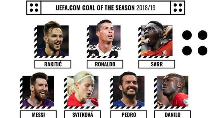 Gol del año UEFA 2018-19
