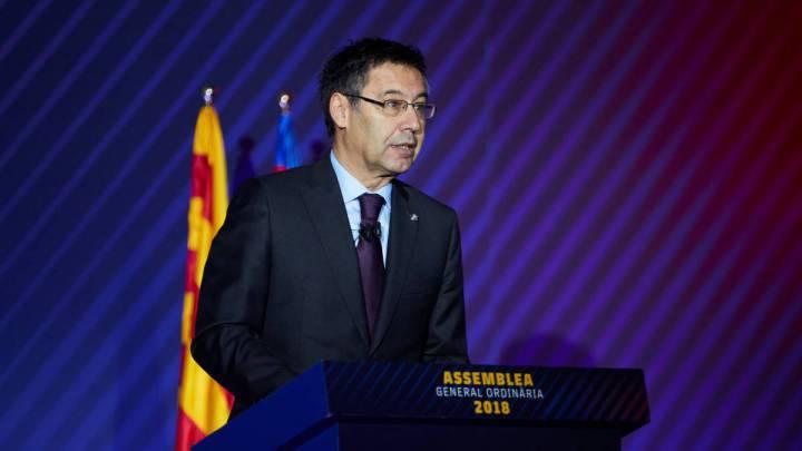 La Asamblea de Compromisarios del Barcelona será en octubre.