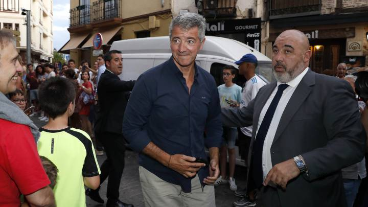 "Gil Marín on Griezmann evidence: ""I know it exists, I have it"""