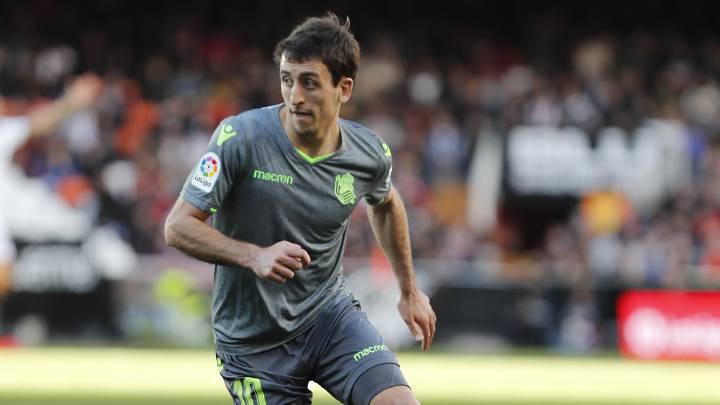 Oyarzabal, Real Sociedad player
