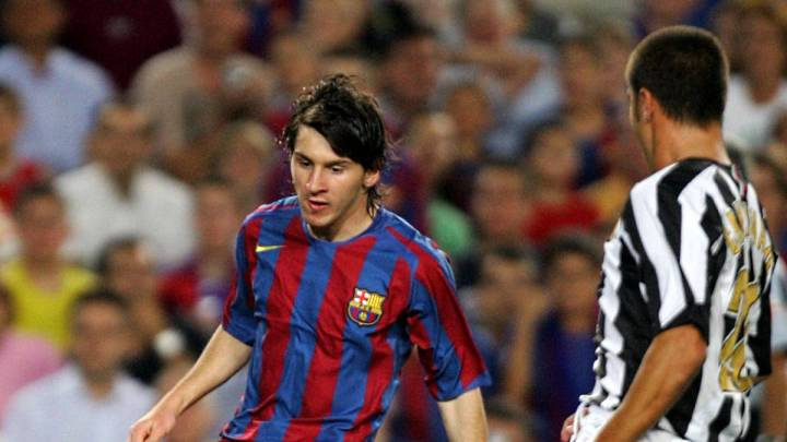 Leo Messi, año XVI