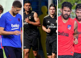 Real rivals set to enjoy physical edge when LaLiga kick-off arrives