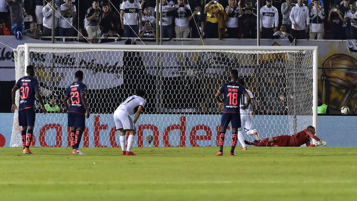 Olimpia 1 Liga de Quito 1 - Copa Libertadores 2019 (Octavos de Final - Vuelta) - Vídeo  1564525880_515010_1564539984_noticia_normal