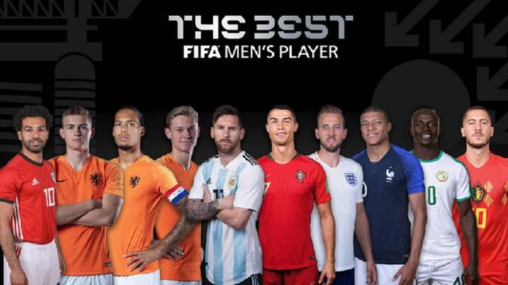 Los diez candidatos a mejor jugador de la temporada 2018-19.