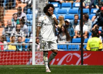 El Real Madrid sale dormido