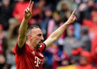 Ribéry heading for the desert