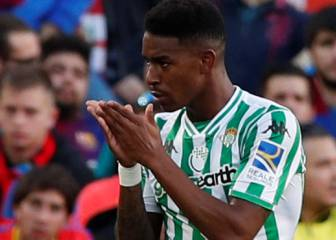 Junior ready for medical as Barça strike deal with Betis