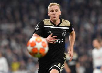 Ajax colleagues left in no doubt: Van de Beek eager for Real move