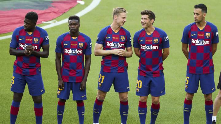 Valverde se lleva a 26 jugadores a la gira, cuatro de ellos del filial