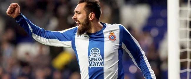Borja Iglesias podría marcharse al Betis este mismo mercado de verano.