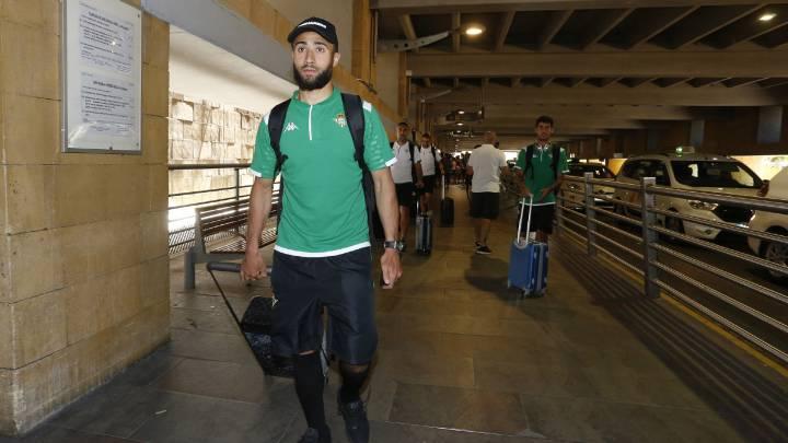 El Betis presentará a Fekir ante sus aficionados en el Villamarín
