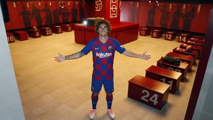 El secreto mejor guardado: el vestuario del Barça, al desnudo