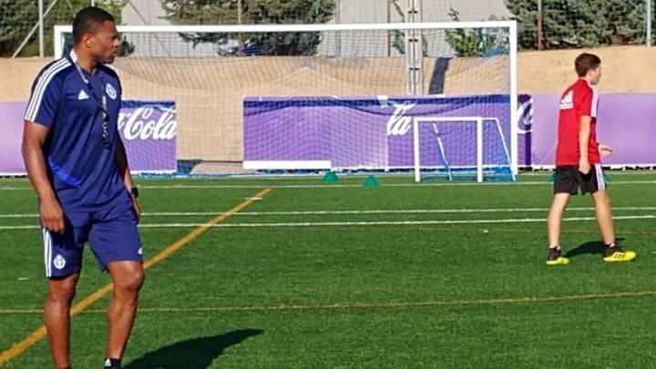 Baptista comienza su andadura en el Juvenil B del Valladolid